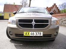 Dodge Caliber SXT CRD 6 gears man.