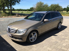 Mercedes 200 cdi st.car. aut.