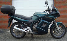 Yamaha Diversion XJ 600 S/N