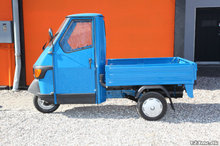 Piaggio Ape50 Pick-Up E4 45km/t