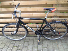 59 str cm City Bike fra Everton