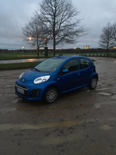 Citroën C1 1,0i Seduction Clim 5d