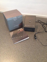 Jacobsen clock radio