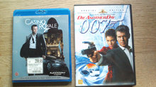007 Casino Royal BluRay Die Another Day