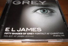 E.L. James; GREY. FIFTY SHADES OF GREY.