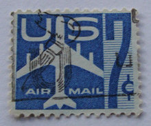 USA - Stanley Gibbons - A1111 - Stemplet