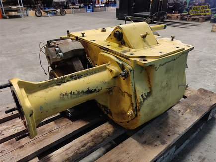 New Holland TX 68 Gearkasse Defekt for parts, billede 1