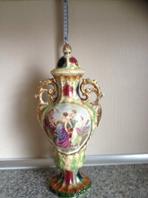 Vase/urne royal vienna