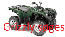 Yamaha grizzly KØBES