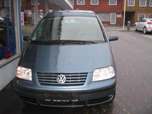 VW Sharan 1,8 Turbo Sportline Tiptr. 150HK Aut.