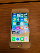 Iphone 5S 16Gb sølv