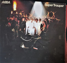 LP ABBA SUPER TROUPER