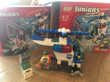 Lego Juniors  Politi helikopter