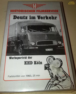 Video, Deutz., billede 1