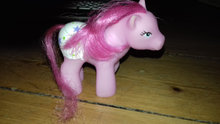 Gamle mlp figuer