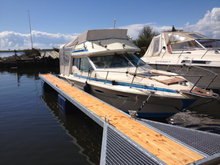 Sea ray m/ flybrige  HASTER  HASTER