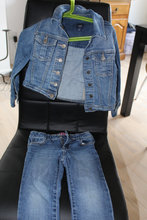 Baby Gap (Size 4) Jean Jacket and Jeans