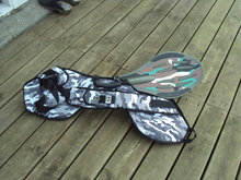 Waweboard Camouflage limited edition