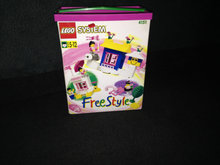 Lego System  Free Style 4151