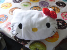 hello kitty pude med opbevaring