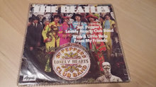 """The Beatles """"Sgt.Peppers Loney Harts Clu"""