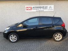 Nissan Note 1,2 Acenta Plus 80HK 5d