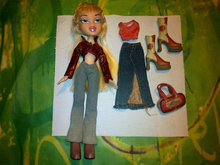 Bratz Cloe Xpress It