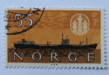 Norge - AFA 462 - Stemplet