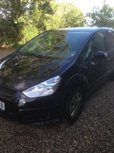 Ford S Max 1,8 Trend 125 HK årg 2009