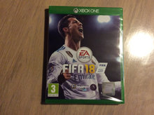 FIFA 18 til Xbox one i original emballag