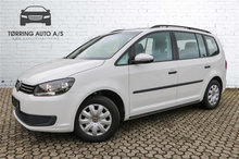 VW Touran 1,6 blueMotion TDI Trendline 105HK 6g
