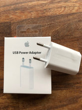 Original Iphone Apple 5W USB-adapter