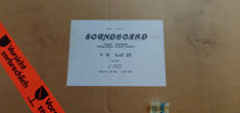 Vw Golf 3 soundboard/ hattehylde.