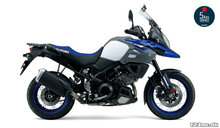 Suzuki DL 1000 XT V-Strom Adventure Edition