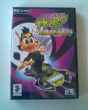 Hugo PC-CD-rom spil - Roborumble