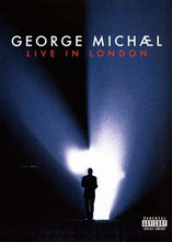 George Michael ; LIVE IN LONDON ; Se !