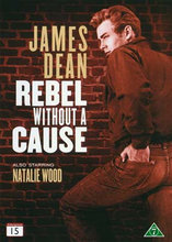 James Dean ; REBEL WITHOUT A CAUSE