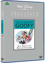 DISNEY ; The complet Goofy (Fedtmule)
