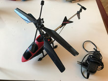 RC wifi Helicoptor til iPhone 4/4s/5/5s