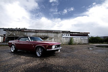 Ford Mustang Cabriolet 1970