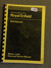 The Second Book of Royal Enfield
