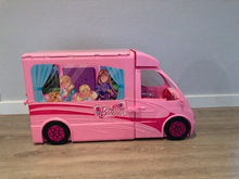 Barbie Autocamper