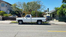 77 chevrolet longbed pick up