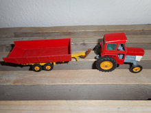 Matchbox Lesney farm trailer