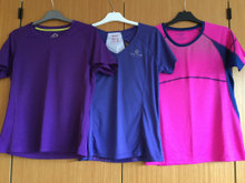 3 stk.  sports T-shirt - 100 kr