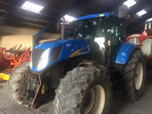 New Holland T7040 FRONTLIFT/PTO