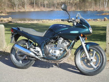 YAMAHA XJ 600 DIVERSION.