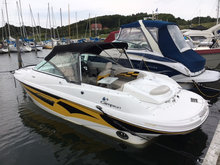 Danmarks eneste Campion Chase 650 F1