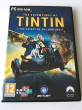 The Adventures Of Tintin til PC