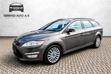 Ford Mondeo 2,0 TDCi Collection 163HK Stc 6g